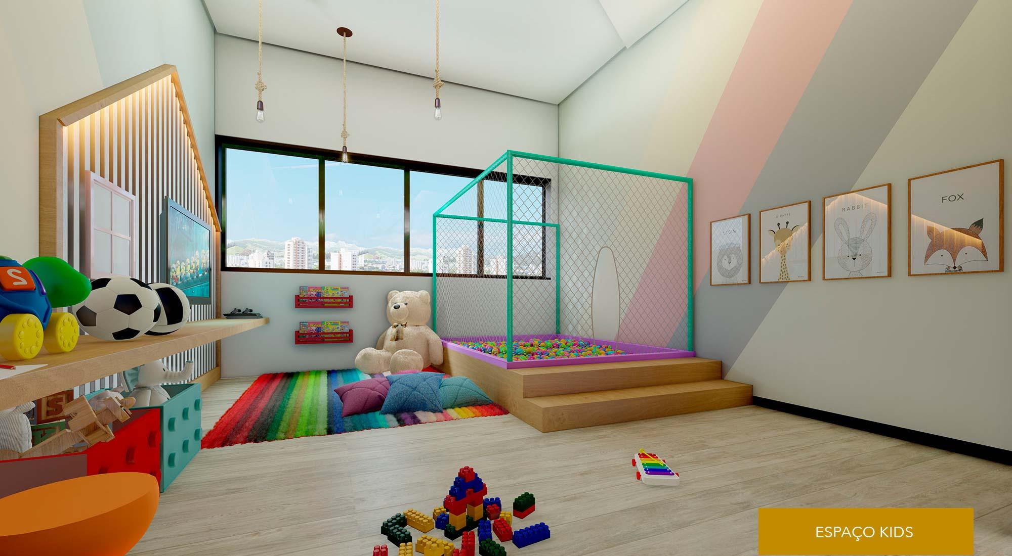 kids-the-one-residence-carrosel
