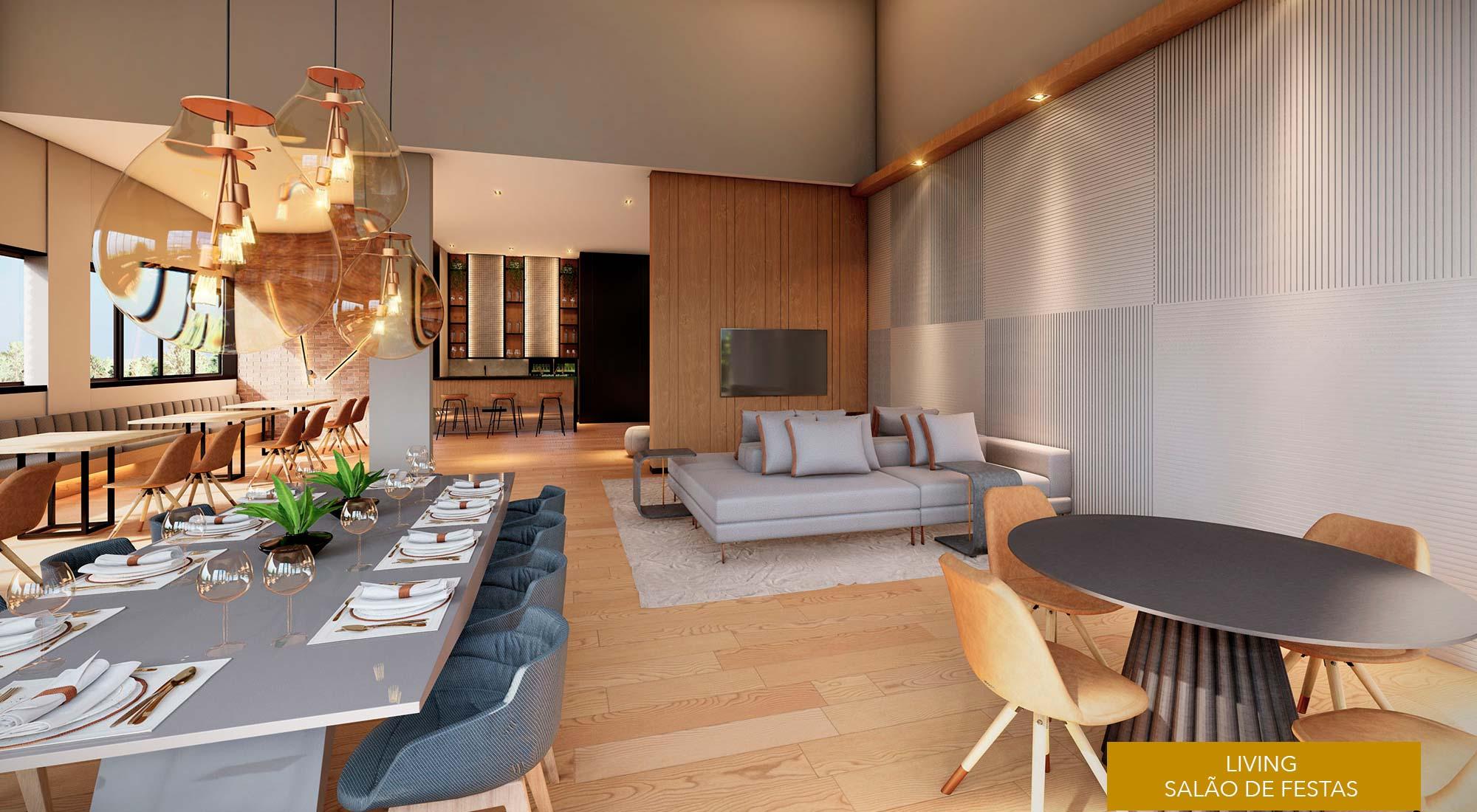 living-salao-festas-the-one-residence-carrosel