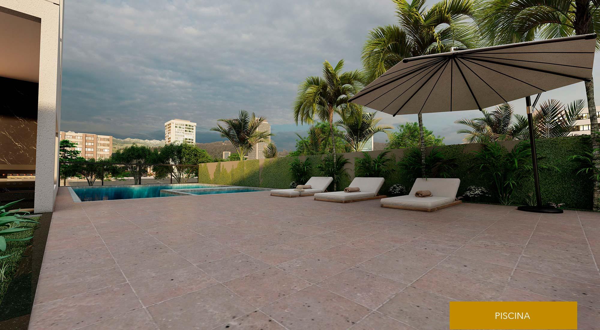 piscina-the-one-residence-carrosel