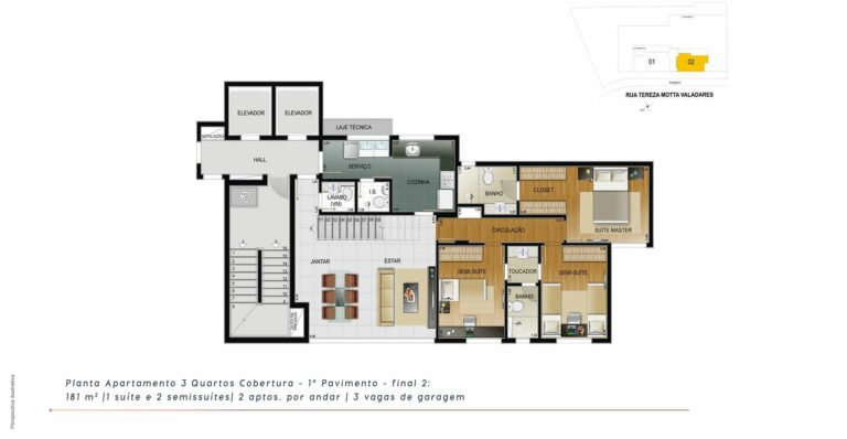 planta6-the-one-residence-carrosel