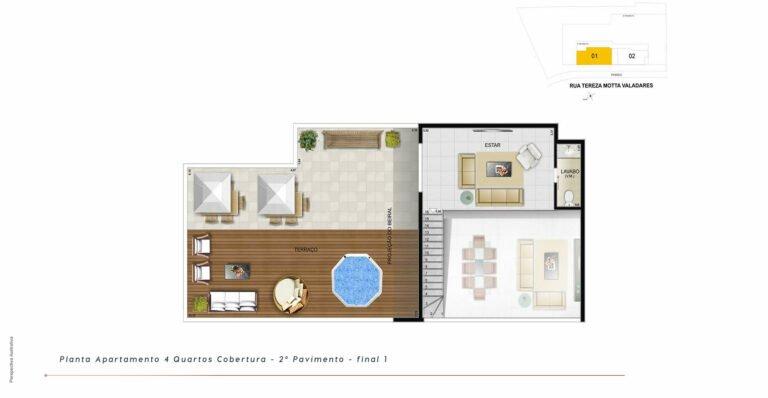 planta9-the-one-residence-carrosel