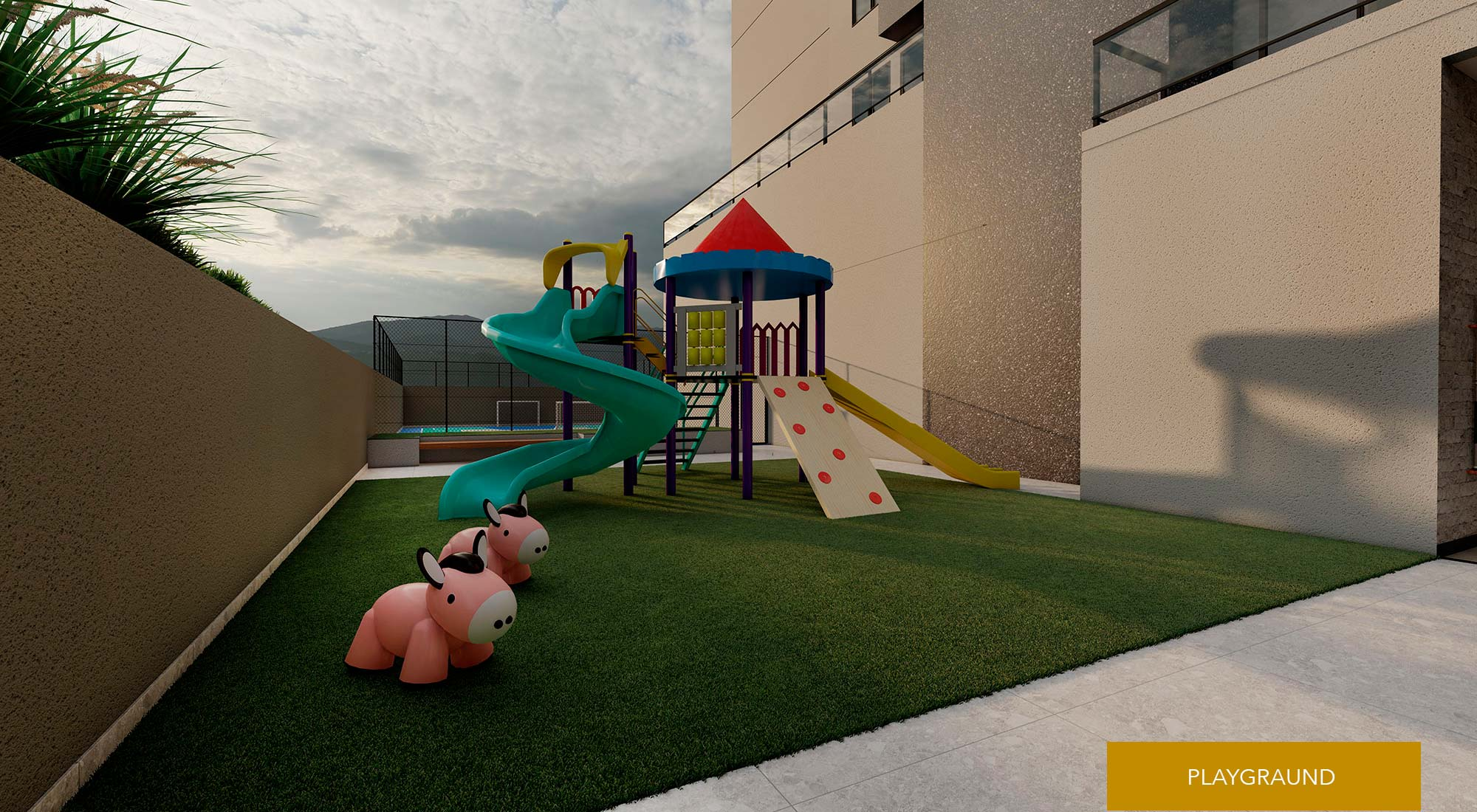 play-the-one-residence-carrosel